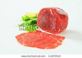 foto corte carne